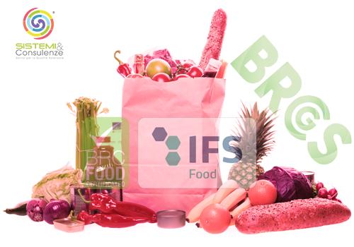 Certificazione Brc Ifs Standard Internazionali Sicurezza Alimentare GFSI