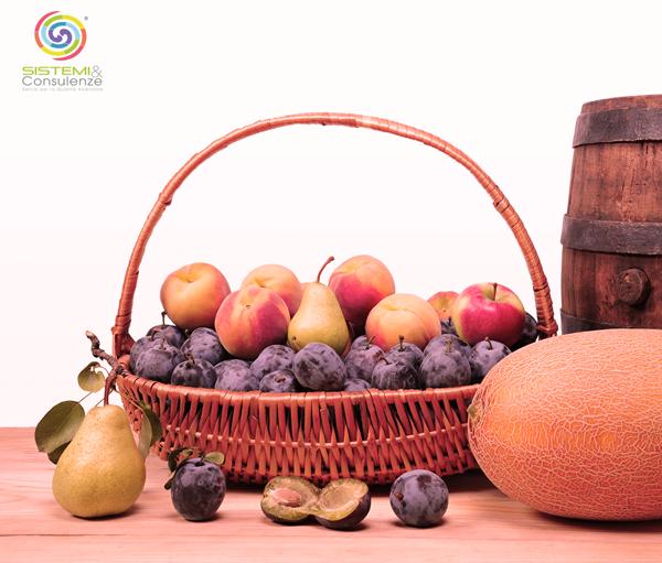 Certificazione ISO 22000 sistema di gestione sicurezza alimentare