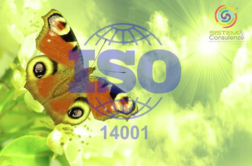 Certificazione Iso 14001 Sistema di gestione ambiente