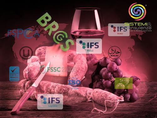 Certificazioni Alimentari Norme Internazionali Food Agroalimentare Italiano