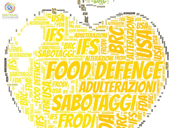 Procedura Food Defence Difesa del prodotto