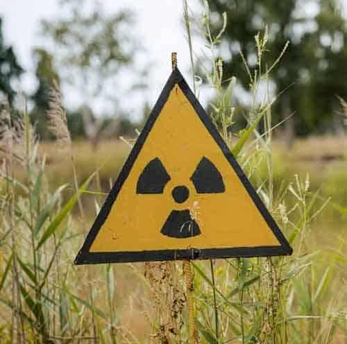 rischio radiologico radiazioni